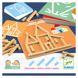 Eduludo Sticks Activity