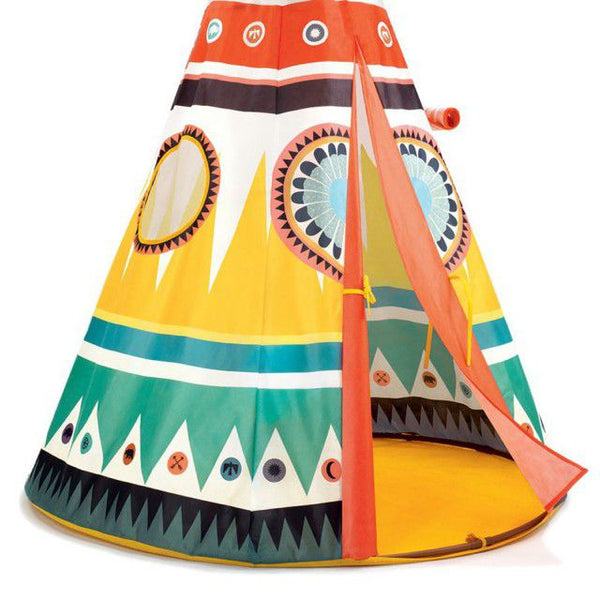 newest d5b41 3007d Teepee Play Tent by Djeco