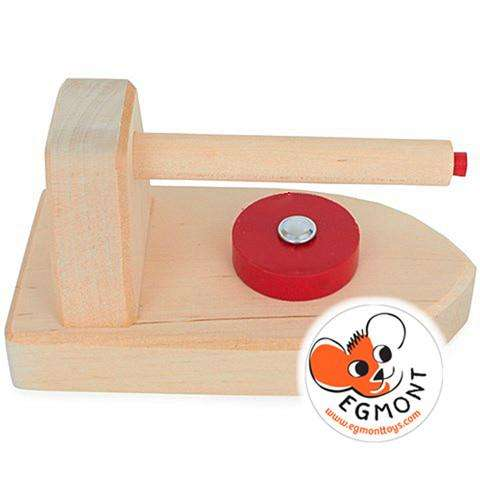 Egmont Wooden Iron Toy - Send A Toy