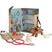 Egmont Veterinary Case play set with puppy soft toy