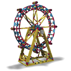 Engino Mega Structures - London Eye (w/ Motor) - Send A Toy