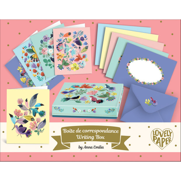 Anna Emilia Letter Writing Set