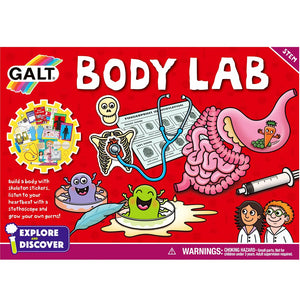 Body Lab Experiment Kit by GALT