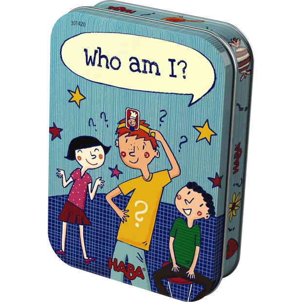 Game - Who Am I? - Send A Toy