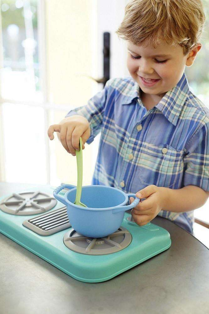 Portable Stove Top by Green Toys - Send A Toy