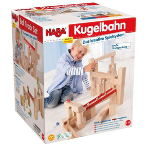 Haba Large Ball Track Marble Run - Send A Toy
