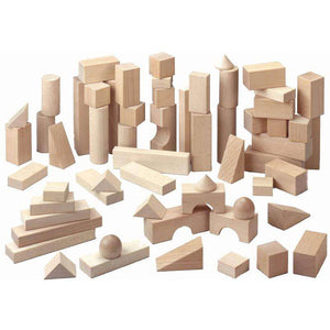 Haba Deluxe Blocks (Large Starter Set 1070) - Send A Toy