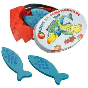Haba Wooden Fish in a Can - Send A Toy