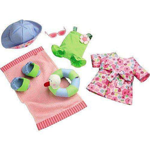 Fun On The Beach Set (for Haba 38cm Dolls) - Send A Toy