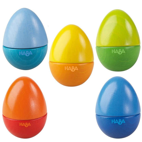 Musical Eggs by Haba (Age 2+) - Send A Toy