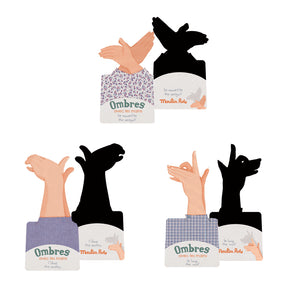 Hand Shadow Puppet Kit