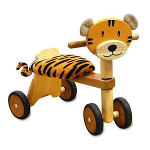 Tigger Wooden Ride-on by I'm Toy - Send A Toy
