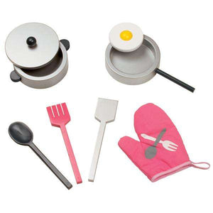 Pink Maxi Cooker and Accessories - Send A Toy