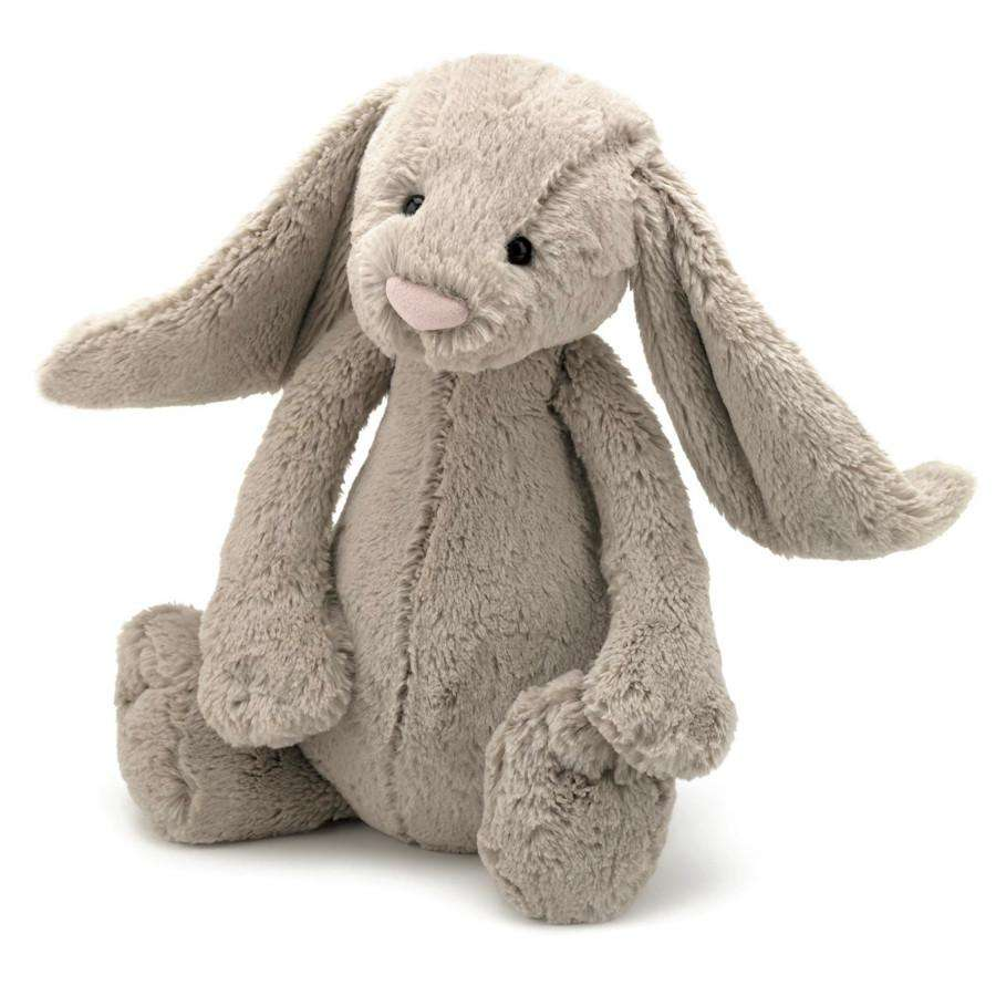 Jellycat Bashful Bunny Beige  (Large) - Send A Toy