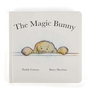 Jellycat - The Magic Bunny Book - Send A Toy