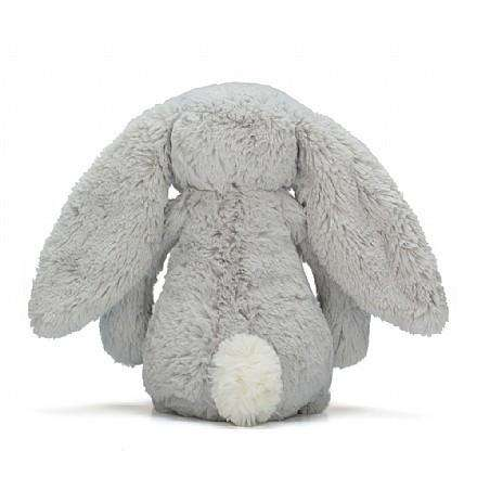 Bashful Bunny Grey (Medium) by Jellycat - Send A Toy