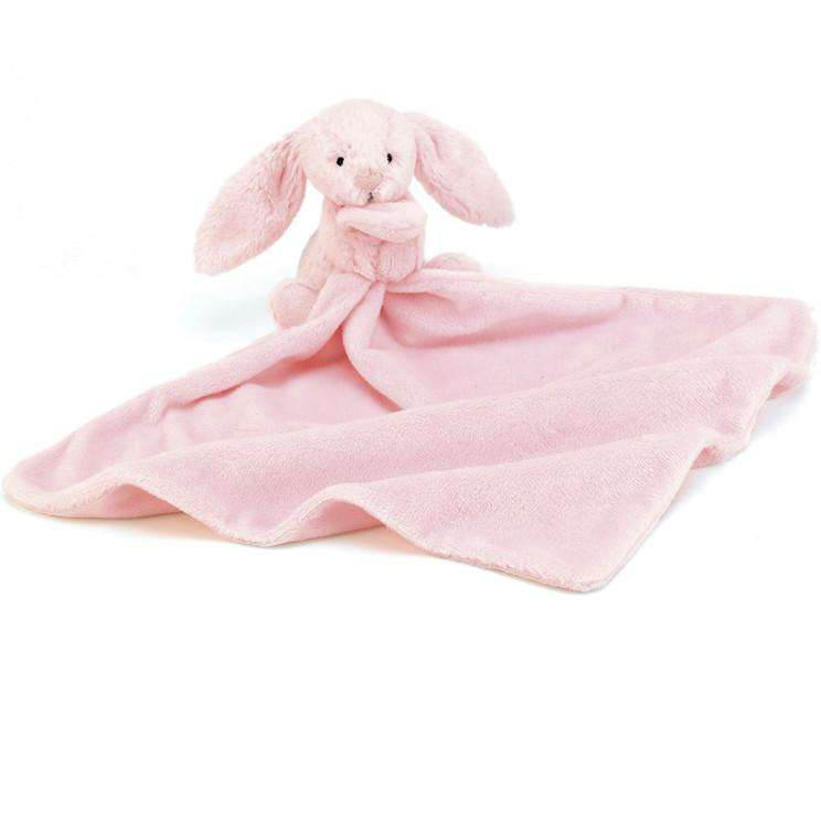 Soother - Bashful Pink Bunny (Jellycat) - Send A Toy