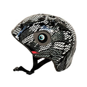 Kids Safety Helmet (Chameleon Grey) Small 50cm - 54cm