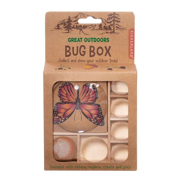 Bug Box (Wooden)
