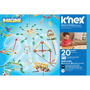Knex Bunch of Builds Building Set