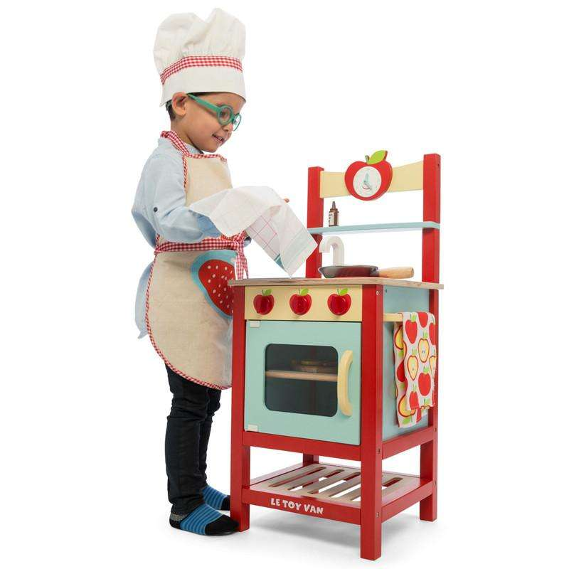 Honeybake Applewood Kitchen (Le Toy Van) - Send A Toy
