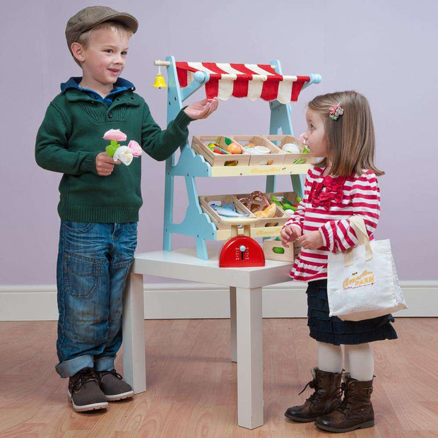 Honeybee Market Stall Playset - Send A Toy