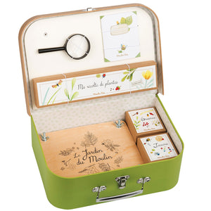 Contents of Le Jardin Botanist Case - Moulin Roty 712209
