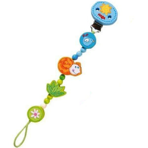 Magic Forest Pacifier and Toy Clip - Send A Toy