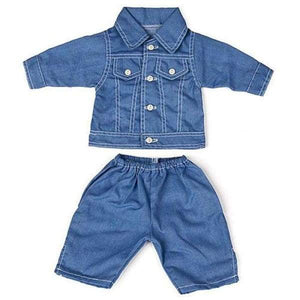 Miniland Denim Suit Set for 38cm to 42cm Dolls