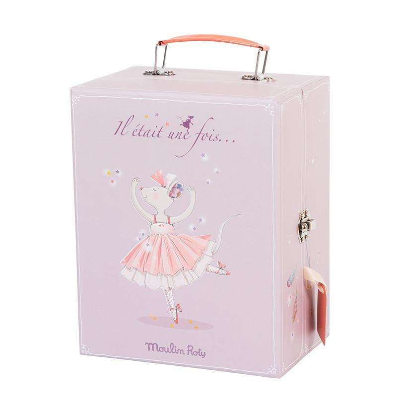 Ballerina Suitcase by Moulin Roty - Send A Toy