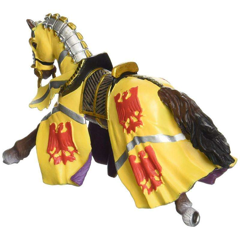 Papo - Knight Godfrey Red Horse 39764 - Send A Toy