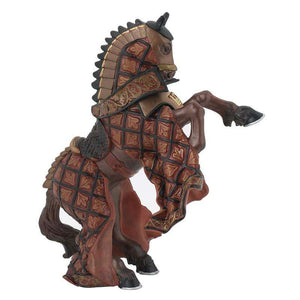 Papo - King Of The Weapon Masters Horse 39920 - Send A Toy