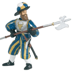 Papo - Swiss Guard Blue 39397 - Send A Toy