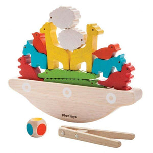 Balancing Boat - Send A Toy
