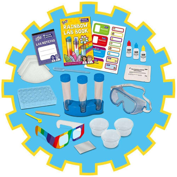 Rainbow Lab Science Kit - Send A Toy