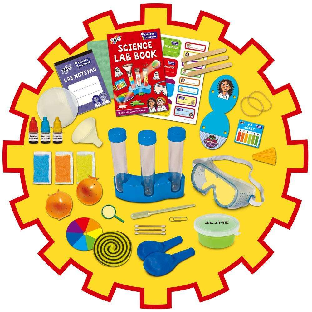 Science Lab Kit - Send A Toy