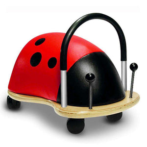 Wheely Bug Ladybug Ride-on Small - Send A Toy