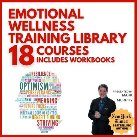 Emotional Wellness Training Library [Perpetual Access Download]