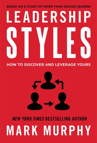 One-Time Offer: Leadership Styles Book [PDF Download]