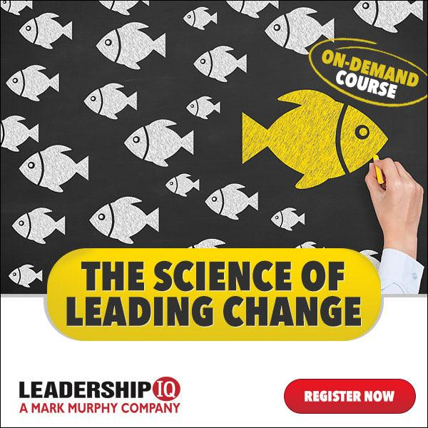 The Science of Leading Change Online Course