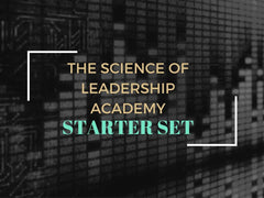 The Science of Leadership Academy- Starter Set
