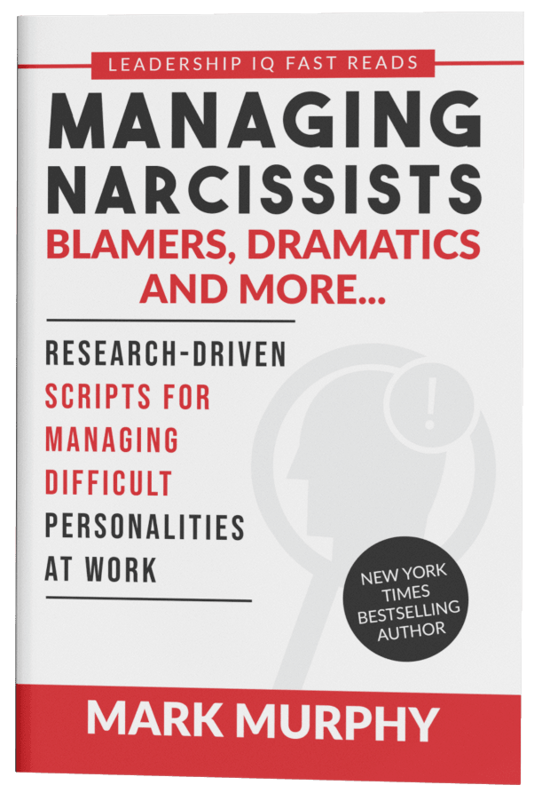 Book: Managing Narcissists, Blamers, Dramatics and More