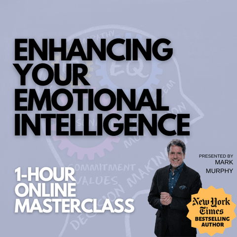 Enhancing Your Emotional Intelligence [DECEMBER 3RD, 1-2PM EASTERN]