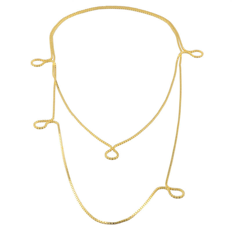 Rivolo Loop Necklace