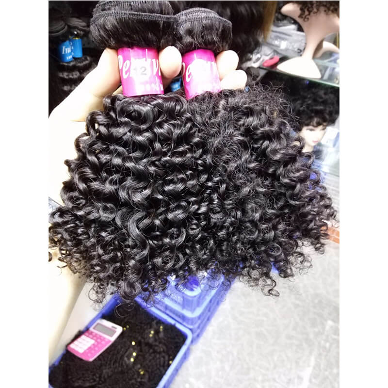 Lowest price for kinky curly