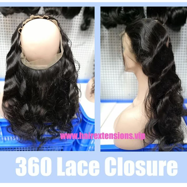 Best 360 Lace Closure