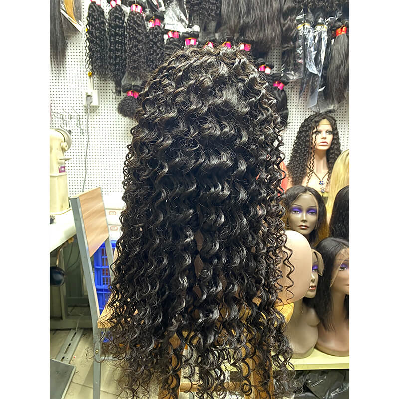 Best Lace Front Wig Deep Wave
