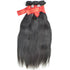 Natural Black Straight Human Hair Bundle Grade High Quality
