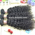 kinky human hair bundle