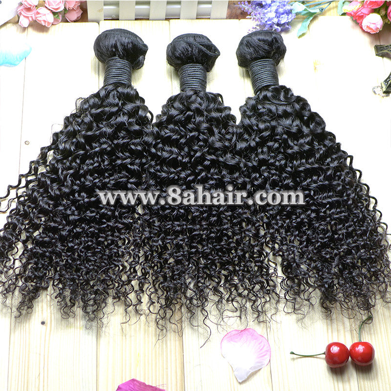 curly brazilian weave bundles